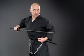 Takashi Kuroki Sensei 5. dan Aikido Aikikai
